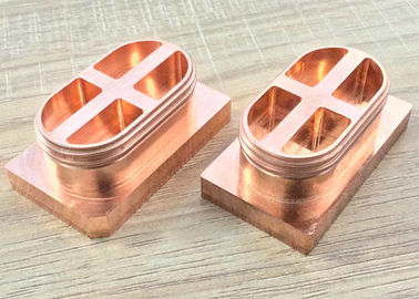 Aluminum Prototype 5 Axis CNC Machining Services , CNC Milling Parts With Anodize